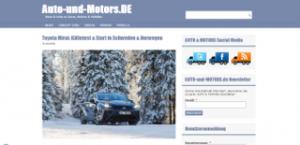 Autoblog Auto-und-Motors.DE